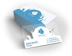 Using custom paper stocks for your business cards clear business card stock reheart Choice Image