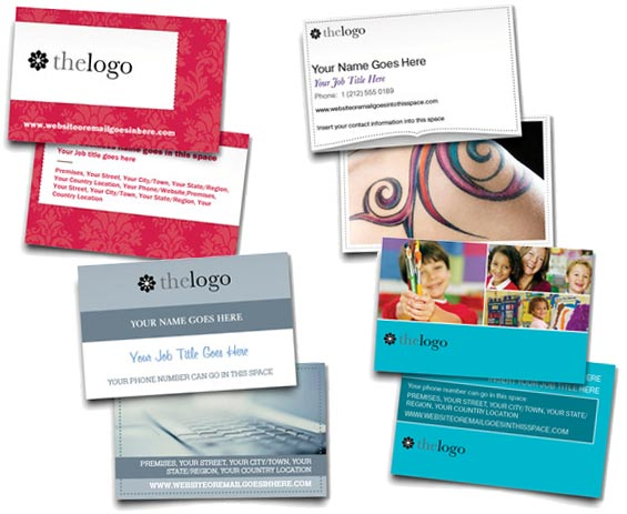 Design Business Cards line