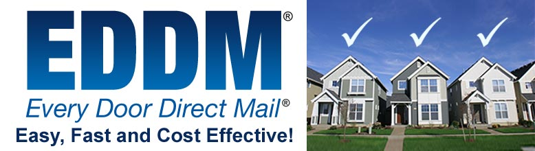 & Every Door Direct Mail® Program - EDDM® Printing