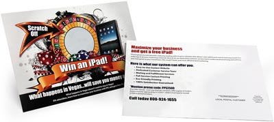 Every Door Direct Mail® Program - EDDM® Printing