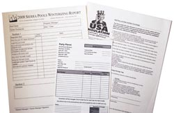 Carbonless NCR Forms Printing | Invoices and Receipt Books