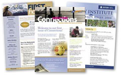 newsletter marketing samples