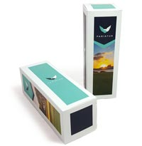 promotional tuck top box