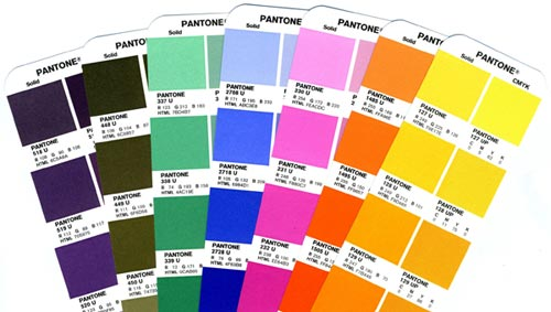 Printing With Pantone Colors And Spot Color Inks