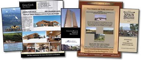 Using Print to Improve Real Estate Marketing and Sales