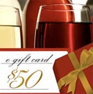 winery gift card