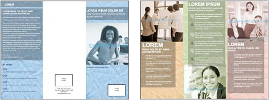 Free Brochure Templates For Microsoft Word - Word templates for brochures