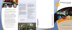3 panel brochure samples and designs