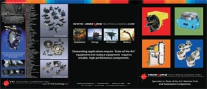 four color brochure