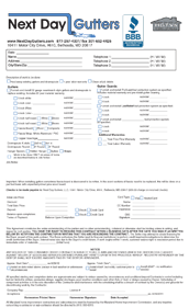legal size invoice form