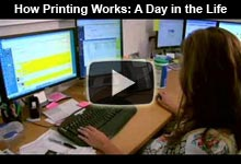 How Printing Works Video