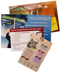 Custom Postcard Printing and Mailing from PrintingForLess