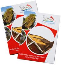 Custom Presentation Folders Printing Business Pocket