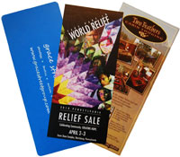 rack card printing examples
