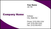 microsoft word business card template free download